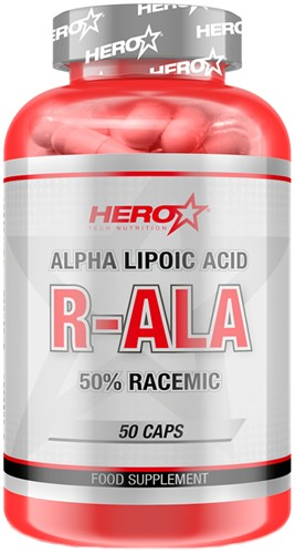 Hero R-Ala 50 caps