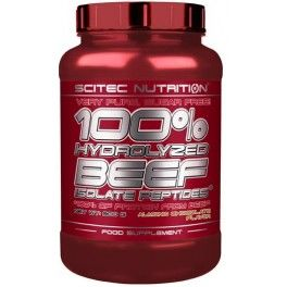 Scitec Nutrition 100% Hydrolyzed Beef Isolate Peptides 900 gr