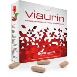 Soria Natural Viaurin 750 Mg 28 Comp