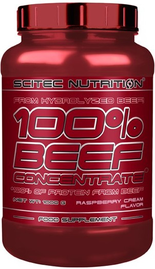 Scitec Nutrition 100% Beef Concentrate 1kg