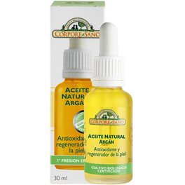 Corpore Sano Aceite Natural Argan Bio 30 Ml