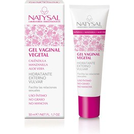 Natysal Gel Vaginal Vegetal 50 Ml