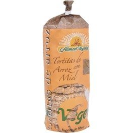 Aliment Vegetal Tortitas Arroz Con Miel 250 Gr