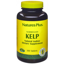 Natures Plus Kelp (Yodo) 300 Comp