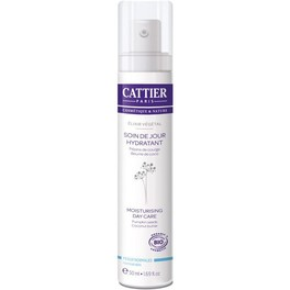Cattier Crema Hidratante Dia Piel Normal 50 Ml