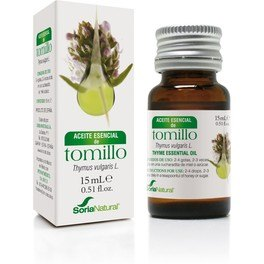 Soria Natural Esencia De Tomillo 15 Ml