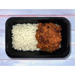 Feedness Meals Chili Con Carne Y Arroz Basmati Gainz (Lifestyle)