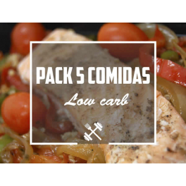 Feedness Meals  Pack Healthy 5 platos