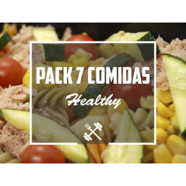 Feedness Meals  Pack Healthy 7 platos