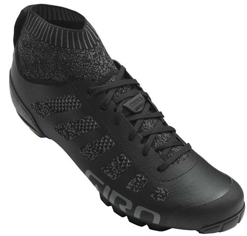 Giro Zapatillas Empire VR70 Knit 2018 Negro-Gris Oscuro