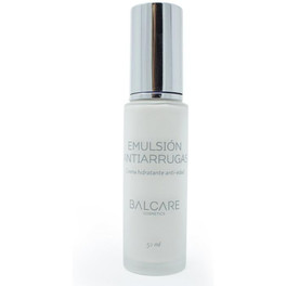 Balcare Cosmetics Emulsion Antiarrugas 50ml
