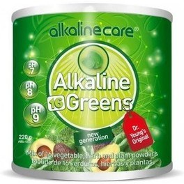 Alkaline Care Alkaline 16 Greens 220 Gr
