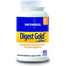 Enzymedica Digest Gold Con Atpro 45 Vcaps
