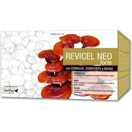 Dietmed Revicel Neo 15ml X 30 Ampollas