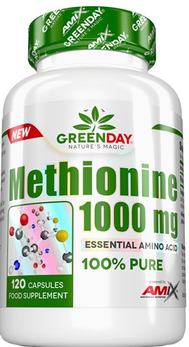 Amix GreenDay Methionine 1000 mg 120 caps