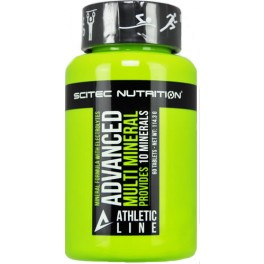 Scitec Athletic Line Advanced Multimineral 60 tabs