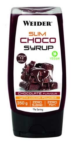 Weider Sirope Slim Chocolate 350 gr