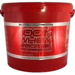 Scitec Nutrition 100% Whey Protein Professional LS 5 kg