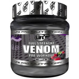 Life Pro Venom Pre-Workout Full Strenght 300 gr
