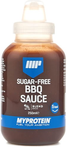 Myprotein Salsa Barbacoa 250 ml