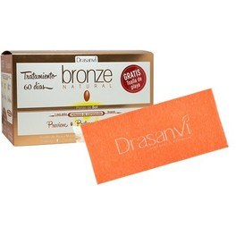 Drasanvi Bronze Natural 60 perlas + Toalla Playa