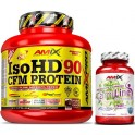 Pack Amix Pro Iso HD CFM Protein 90 1800 gr + CarniLine 30 caps