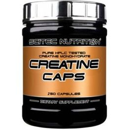 Scitec Nutrition Creatina 250 caps