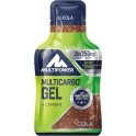 Multipower Multicarbo Energy Gel Guarana 24 geles x 40 gr