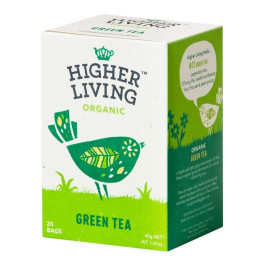Higher Living Té Verde 20 Bolsas