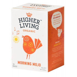 Higher Living Infusión Morning Mojo 15 Bolsas