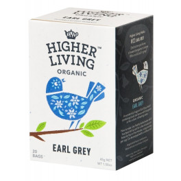 Higher Living Té Earl Grey 20 Bolsas