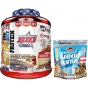 Pack BIG CFM ISO DRY Protein Isolate 1,8 kg + Max Protein Harina de Avena Bulevip 500 gr
