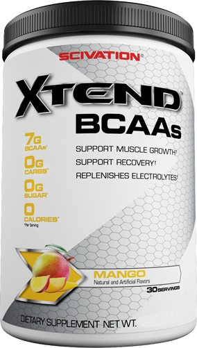 Scivation Xtend BCAAs 398 gr (30 servicios)