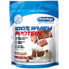 Quamtrax Direct 100% Whey Protein 500 gr