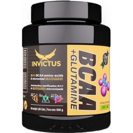 Invictus Nutrition BCAA + Glutamina 500 gr