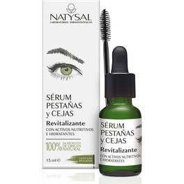 Natysal Serum De Pestañas Y Cejas 15 Ml.