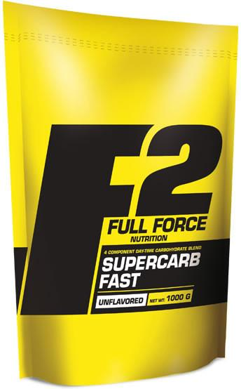 Full Force Nutrition SuperCarb Fast 1 kg