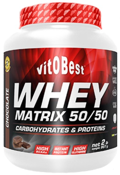 VitOBest Whey Matrix 50/50 907 gr