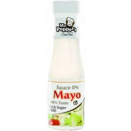 Amix Salsa Mayo Mr Popper 250 ml