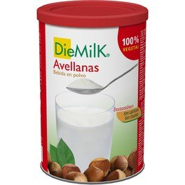 Nutriops Diemilk Avellana 400 Gr