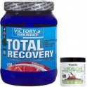 Pack Victory Endurance Total Recovery 1250 gr + Weider Vegan Protein 60 gr