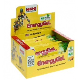 High5 Energy Gel 20 geles x 40 gr