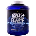 Cad-12/10/19 BigMan 100% Professional Whey 2 kg (4,4 lbs) Cookies