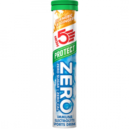 High5 ZERO Protect Inmune Electrolyte Sports Drink 8 tubos x 20 tabl - Bebida Isotonica