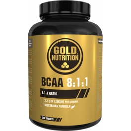 Gold Nutrition BCAA 8:1:1 200 tabs