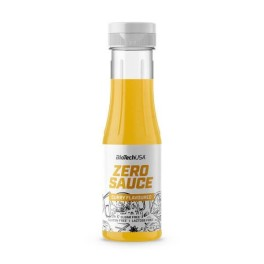 BioTechUSA Zero Sauce Curry 350 Ml