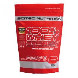 Scitec Nutrition 100% Whey Protein Professional 500 gr
