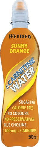 Weider L-Carnitina Water 500 ml