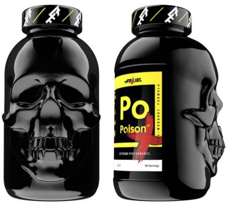 TF7 Labs Poison Pre Workout 400 gr