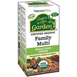 Natures Plus Garden Family Multi 60 Comp Mast